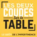 logo Les 2 coudes sur la table
