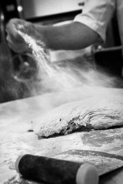 Pâte à pain de la boulangerie Arom 2