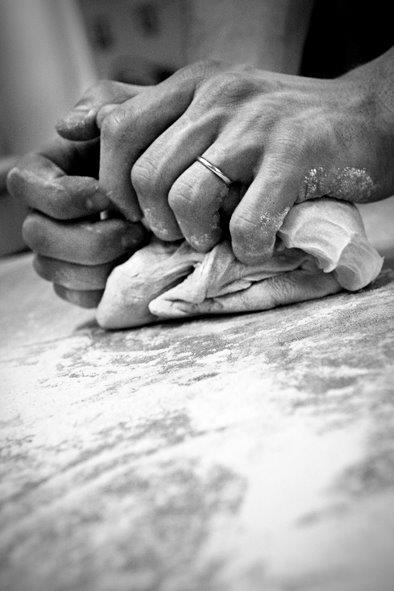 Pâte à pain de la boulangerie Arom