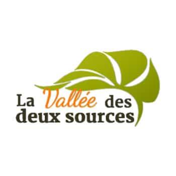 Logo La vallée des deux sources