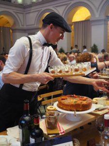 Desserts Table des Mécènes concocté par les 2 coudes sur la Table
